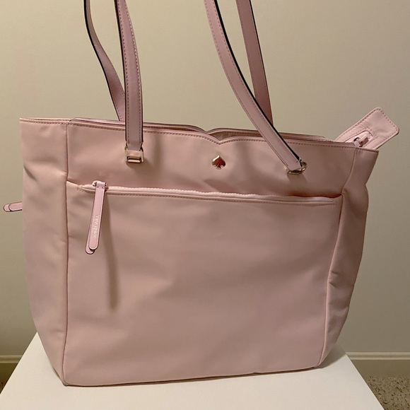 LIKE NEW♠️ Kate Spade Large Pink Tote ♠️